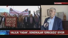 1 Mayıs'ta Taksim ve çevresi ablukada!