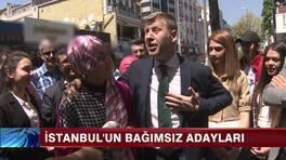 İstanbul'un bağımsız adayları