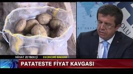 Patateste fiyat kavgası!