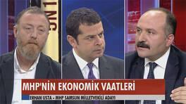 Erhan Usta: Büyüyen bir ekonomide kaynak sorun olmaz!