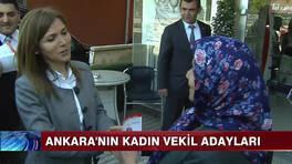 Kadın vekil adayları