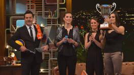 Şampiyon takımın 3 oyuncusu Beyaz Show'da duygularını anlattı!
