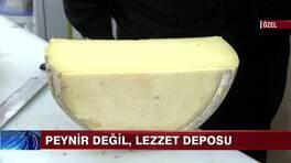 Peynir değil, lezzet deposu!