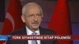 Türk siyasetinde kitap polemiği!