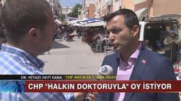 Partilerin Antalya Adayları!