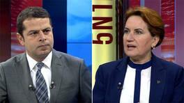 Meral Akşener: Dinin siyasetin emrine girdiğini görüyoruz!