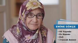 Evim Şahane Cuma günü, Sultanbeyli'de yaşayan Emine Gökçe'nin mutfağını yenileyecek