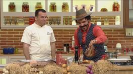 Şef Gürkan Topçu'dan et pişirmenin püf noktaları!