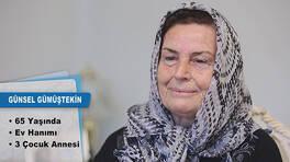 Evim Şahane Perşembe günü, Üsküdar'da yaşayan Günsel Gümüştekin'in oturma odasını yenileyecek
