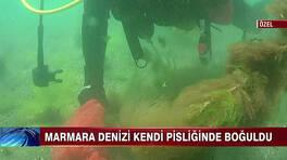 Marmara Denizi'nin son hali!