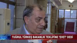 """Bakanlık teklifine Türkeş """"Evet"""" dedi!"""