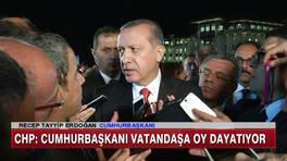 Erdoğan'a Tepki!