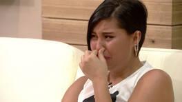 Ceyda'nın aşk gözyaşları!