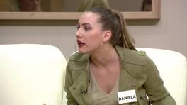 Daniela'nın çıldırdığı anlar!