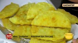Pirinçli Puf Böreği