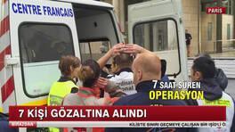 Fransız polisinden şafak operasyonu!