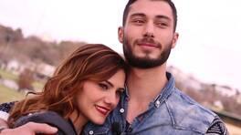 Ayça, romantik ödülünü Emre'yle paylaştı!