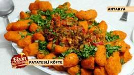 Patatesli Köfte (Arap Kebabı)