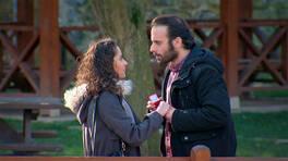 Cem, Tuğba'ya evlenme teklif etti!
