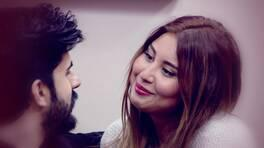 """Adnan'dan Ceyda'ya """"Hoşgeldin"""" şarkısı"""