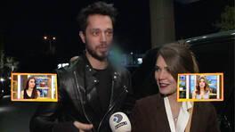 Murat Boz ve Aslı Enver aşkı Renkli Sayfalar'da!