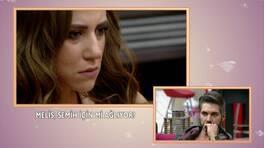 Semih, Melis'i reddetti! Melis gözyaşlarına hakim olamadı!