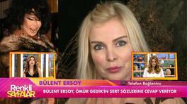 Bülent Ersoy, Ömür Gedik'in peşine dedektif mi taktı?