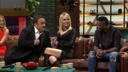 Samuel Eto'o ve Bülent Serttaş arasında komik İngilizce sohbet!