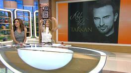 Tarkan'ın yeni şarkıları ilk kez Renkli Sayfalar'da!