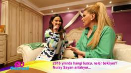 Nuray Sayarı'dan çok özel burç yorumları!