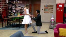 Emre, Hazal'a evlenme teklif ediyor!