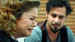 Hülya'dan ağlama dersleri!