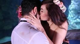 Eser'in Sıradışı Evlilik Teklifinden En Özel Kareler!