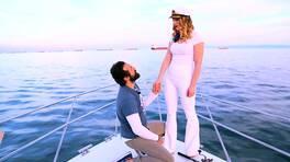 Daniella Tankut'un evlilik teklifine ne cevap veriyor?