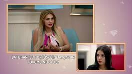 Ayça, Nur ve Batu'yu topa tutuyor!