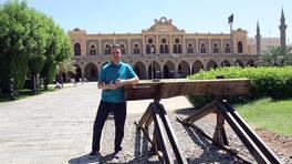 Fatih Savaş Kutsal Topraklarda - Osmanlı'da Ramazan - Medine Tren İstasyonu - Sukya Mescidi - Amberiye Cami