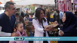 Dilara Koçak'la Diyetteyiz - Yağ Yakan Lahana Salatası