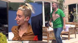 Sedat tişörtünü yırttı, Aygen gözyaşlarına boğuldu!