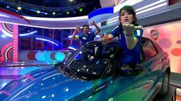 """""""Delikli Masa"""" oyunuyla son model arabayı kazandılar!"""