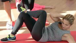 Bel ve Göbek Yağlarını Eriten Egzersizler