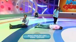 Ufuk Özkan'ın zor anları!