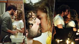 Hülya ile Kerim'in en romantik anları!