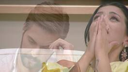 Hazal gözyaşlarına boğuldu!