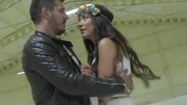 Gökhan ve Aycan'ın romantik dansı!