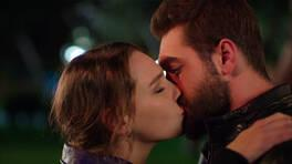 Duygu'dan, Sinan'a kafa karıştıran öpücük!