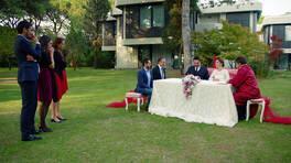 Kemal, Nilgün'ü mutluluğa kaçırdı!