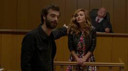 Ayşegül ve Poyraz için aşk mahkemesi kuruluyor!