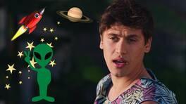 Selam Uzaylı, biz dostuz!