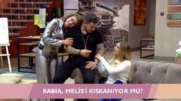 Melis ve Gökhan yakınlaşıyor! Rabia evi basıyor!