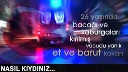"""""""Tüm Türkiye'nin çığlığı"""""""